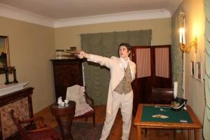 Театрализованная экскурсия по музею литературных героев «Повестей Белкина»