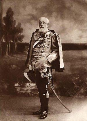 А. А. Пушкин. Фотография. 1910-е годы
