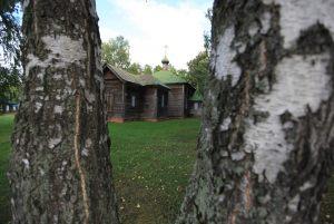 Церковь Александра Невского в Львовке (наше время)