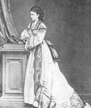Наталья Александровна Дубельт, фото 1850-е годы