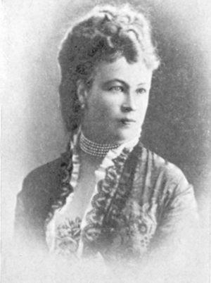 Наталья Александровна Меренберг, фото 1870-е годы
