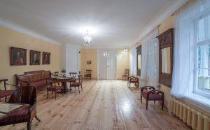 Усадьба Пушкиных в Болдино. Господский дом. Зальце