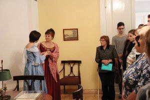 """Театрализованная экскурсия """"Я в Болдине писал..."""""""
